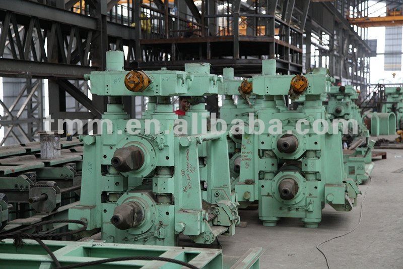 350 Short Stress Rolling Machine