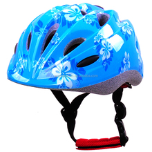 customized 6 Vents children colorful bike helmet for Europe market