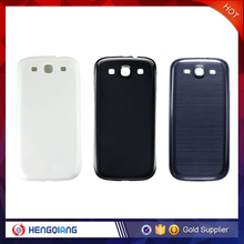For Samsung Galaxy S4 i9500 Mobile Phone Electroplating Battery Door Housing back cover