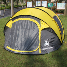 STAR HOME New Waterproof tent 4 people camping