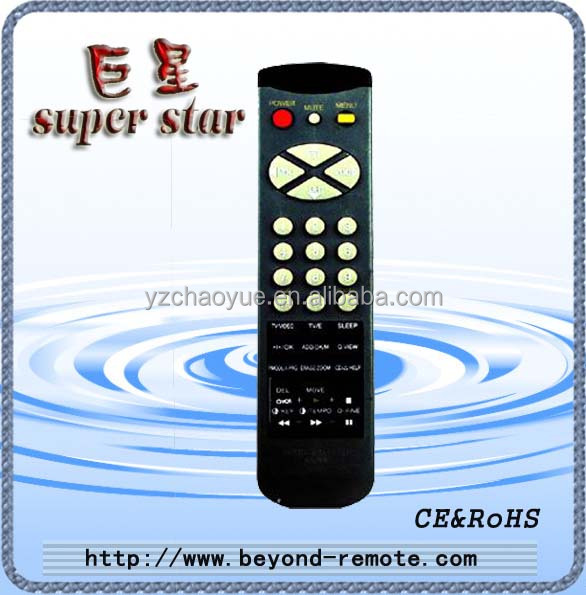 remote control for videocon samsung tv KR999