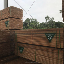 customer sized Beli wood and Beli lumber from Africa