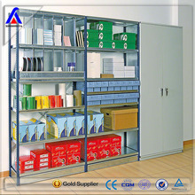 warehouse bolt rivet basic shop SHELVING storage angle steel Light duty adjustable Q235 rack industrial and factory supplier