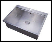 Alibaba china antique 710X520X220mm Top mounted Single bowl wash basins and pedestal