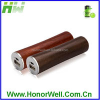 high quality wooden fast charge universal external portable manual for power bank battery charger