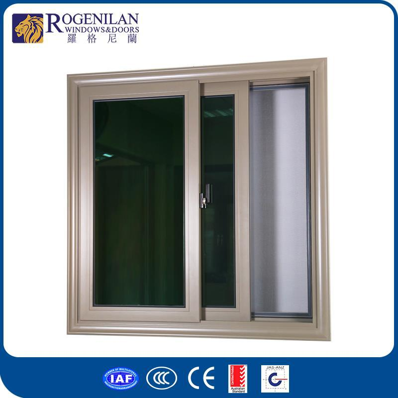 Aluminium frame windows price Price for house windows