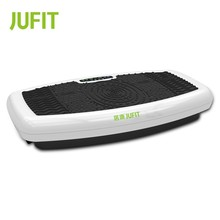 JUFIT Vibration Electric Body Shaper Massage Plate Exercise Machine