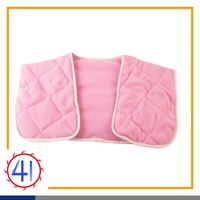 2016 high quality neck back pain relief snap heating pad for wholesale
