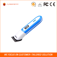 2017 New deisgn three floating heads tongs trimmer head for haircut