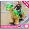 Coin Ride Animal Brachiosaurus Model For