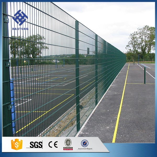 30 Years' factory supply cheap and hot salesspray rails clearvu 358 security fence