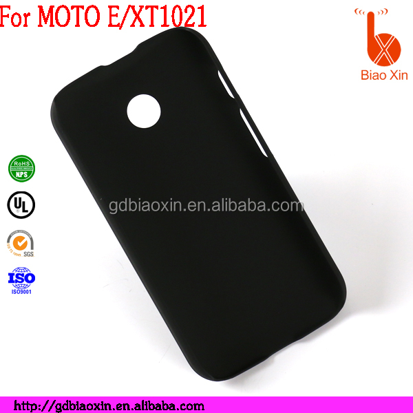 accesories phone wholesale plastic cover painting rubber for Motorola E case