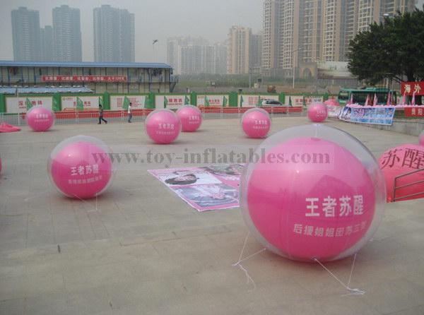 New arriving special inflatable air star balloon