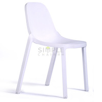 New china products modern plastic restaurant chair