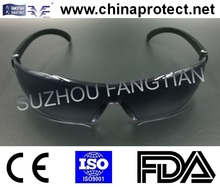 CE En166 Adjustable Safety Glasses for workplace