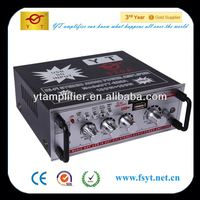 Amplifier mobile linear amplifier for outdoor with USB SD card