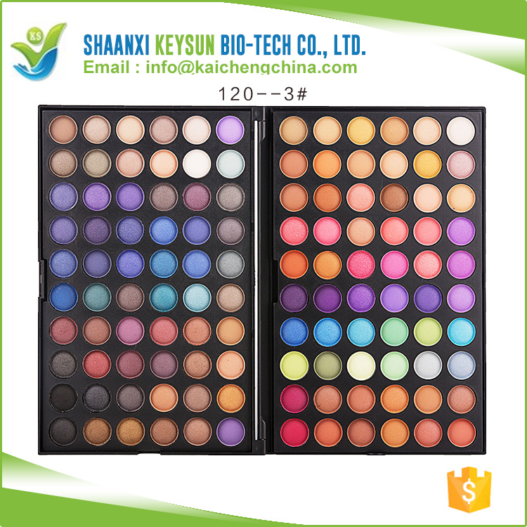 2016Private Label 120 color Eye Shadow,Eye Shadow Cosmetic