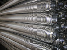 stainless steel corrugated flexible metal hose for water heater