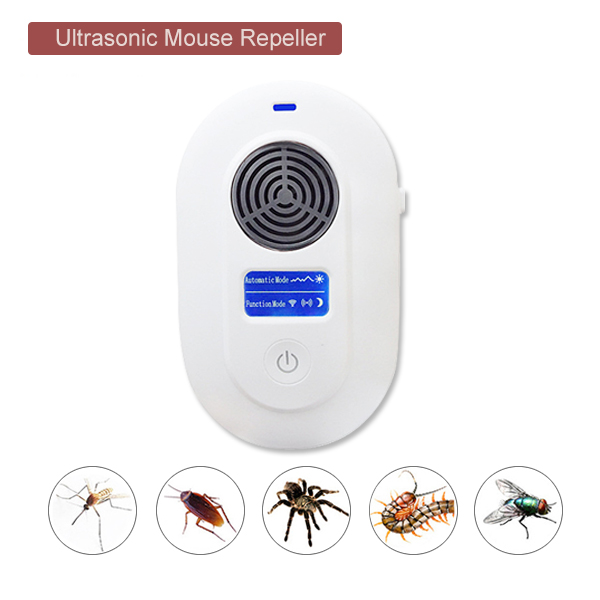 New Products Ultrasonic Pest Repeller, Mouse Pest Control for Home Use