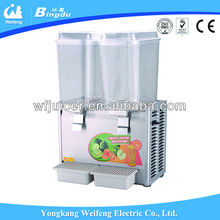 WF-B88 Cold & hot double functiion juice dispenser for spraying type