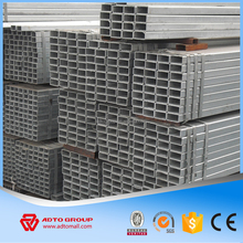 Ong Thep.Steel Pipe.Q235B Black rectangular steel pipe RHS