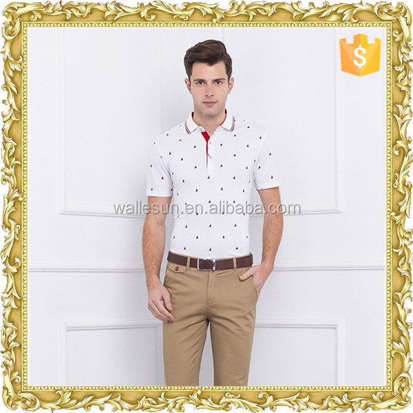 Solid color wholesale polo shirt made in bangladesh low price