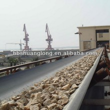 Hebei manufacturer of ep1250/4 rubber conveyor belt for gravel and quarry