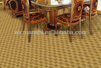 Golden Bridge 01 cheap commercial pp carpe for hotel, decorative broadloom floor carpet