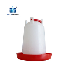 Automatic chicken feeders and drinkers poultry drinkers for poultry farm plastic chicken feeder drinker for poultry