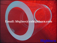 wall thickness quartz glass tubing For Thermocouple