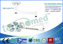 TMI-LED-CT-5 Excellent quality unique roof type led operating lamp