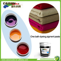 Chinese dyeing pigment fine paste factory looking for distributor in Vietnam