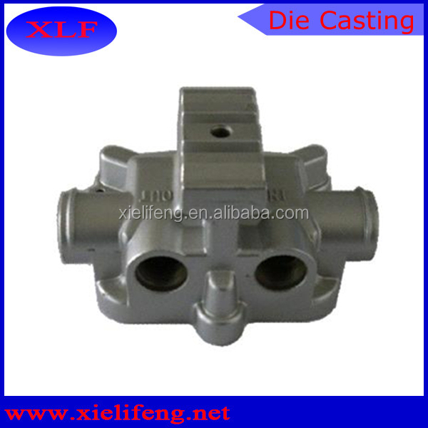 High quality die cast motorcycle part -air valve from Shenzhen