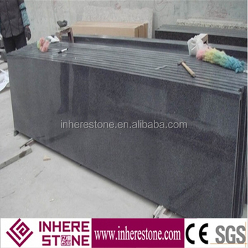 factory direct dark grey granite g654 granite slab price