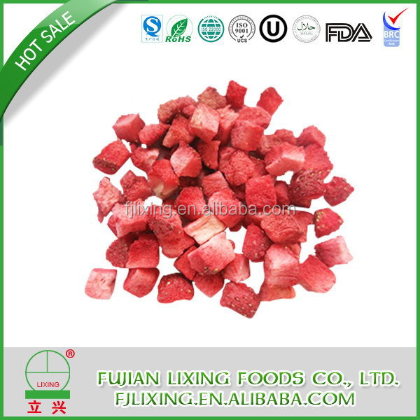 Super quality hot sale oven dried strawberry