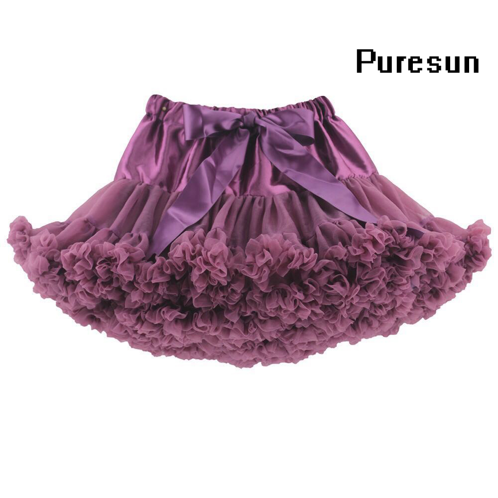Latest Baby girls Fashion Flower Dance Party Layered Princess Tutu Dress Kids Colorful Boutique Lace Skirt