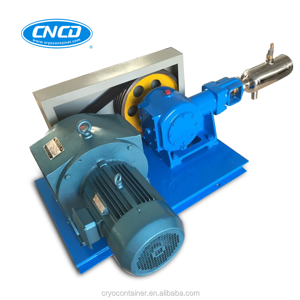 Cryogenic Liquid CO2 Gas Transfer Pump