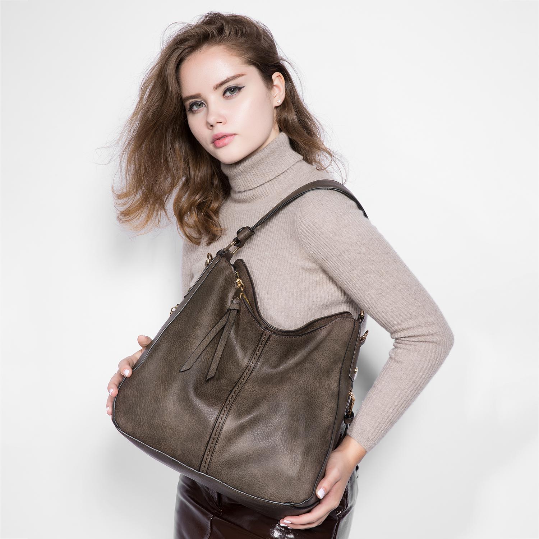 ladies wallet ladies pars leather woman set hand bag