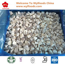 2017 High Quality IQF Frozen Oyster Mushroom