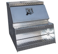 Hard Automotive Instrumentation High Quality Aluminum Underbody& Step Tool Box