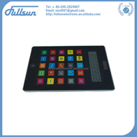 touch screen giant calculator with dual power FS-2119