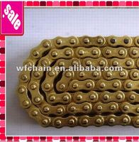 colored standard motorcycle driving chain sizes with OEM