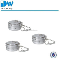 Guillemin Coupling cap with chain