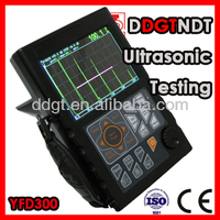 Industrial Digital Ultrasonic Flaw Detector YFD 300