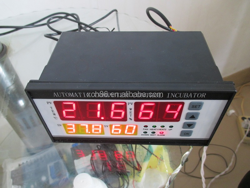 Top Selling CE Approved Digital Egg Incubator Thermostat For Sale