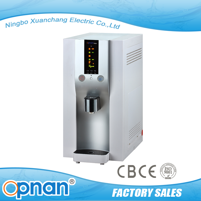 made in ningbo factory super quality water cooler with filter