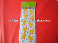 Easter treat bags 25pk with white paper