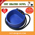 new winter pet heating bowl dog heated bowl for outdoor