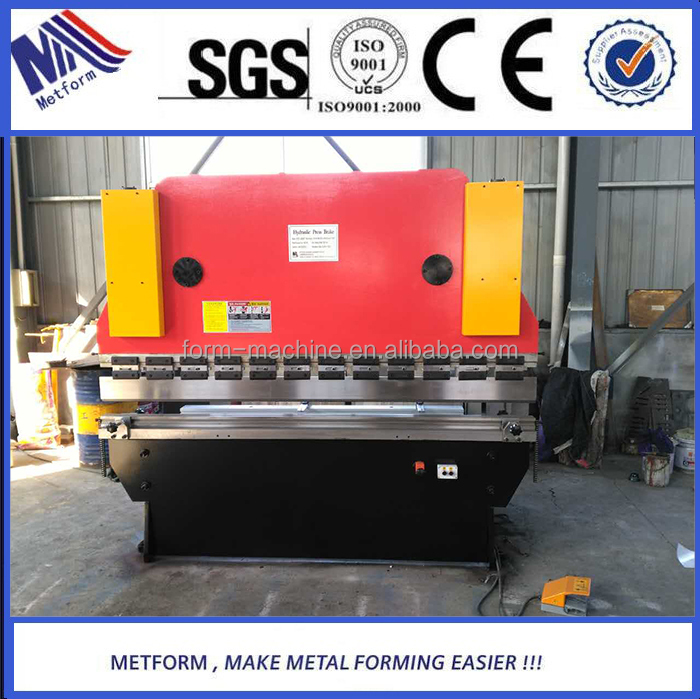 Hydraulic Press Brake WC67Y-160/3200/CNC Bending Machine