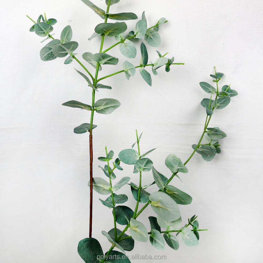 39 Quot Artificial Eucalyptus Leaves High Quality Artificial